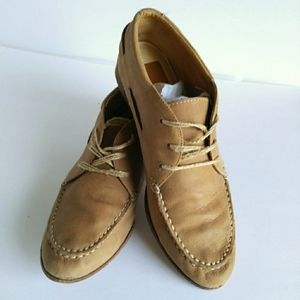 Dolce Vita Leather Oxford Flats Shoes Size 9.5